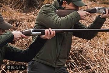 Quels sont les différents types d'armes pour la chasse ?